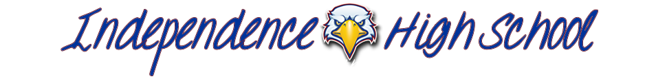 Independence Continuation High School  Logo
